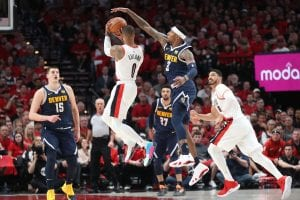 NBA Playoffs Free Pick | Blazers at Nuggets Game 5