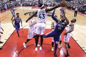 NBA Playoffs Free Pick | Raptors at 76ers Game 3