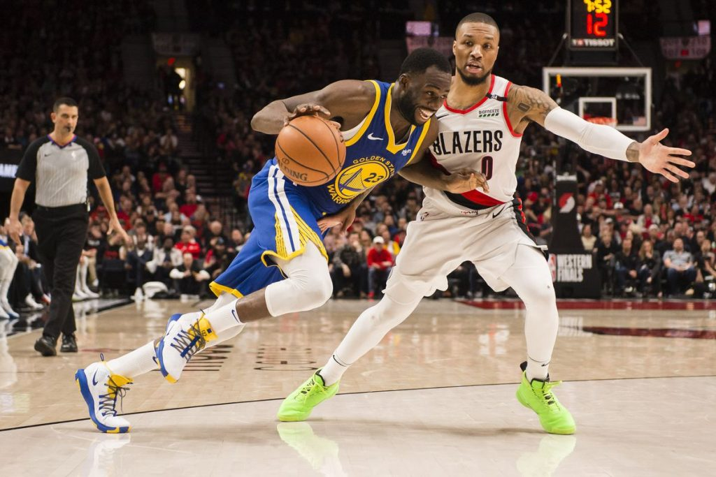 NBA Playoffs Free Pick | Warriors at Trail Blazers Game 4