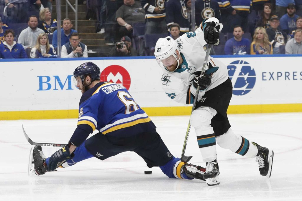 NHL Playoffs Free Pick | Sharks at Blues Game 4