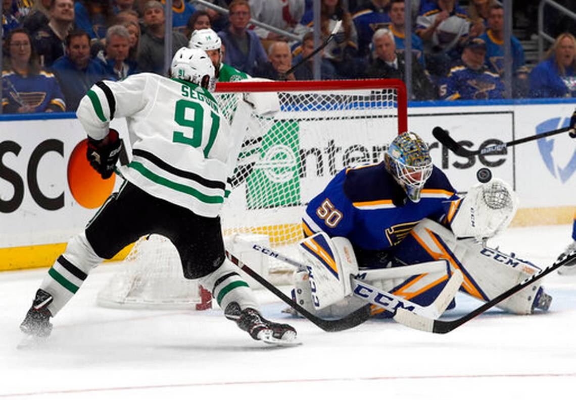 NHL Playoffs Free Pick | Stars at Blues Game 5