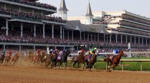 Omaha Beach Out, New Favorites for 2019 Kentucky Derby