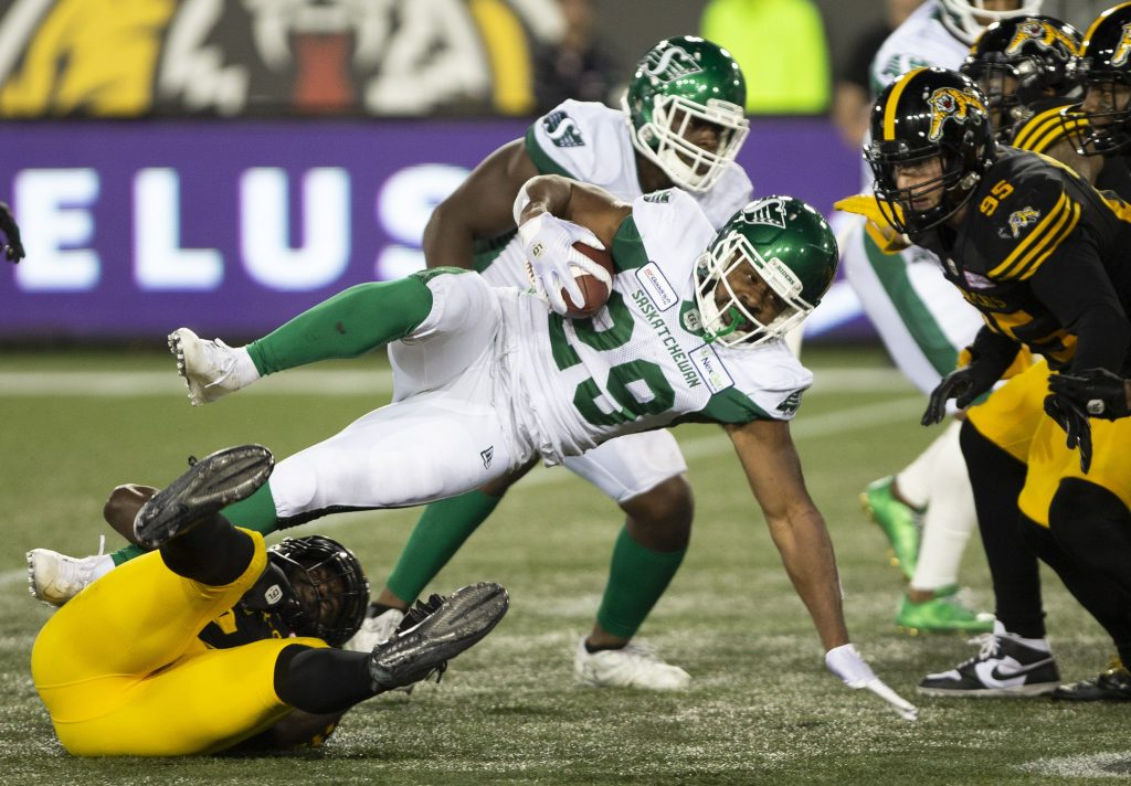 Dogs Ready to Bite the Books: CFL Saskatchewan at Ottawa