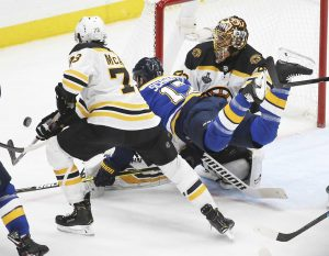 Dogs Ready to Bite the Books: St. Louis at Boston NHL Finals Game 7