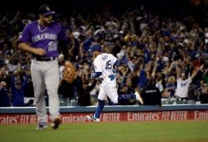 MLB FREE Pick | Dodgers @ Rockies