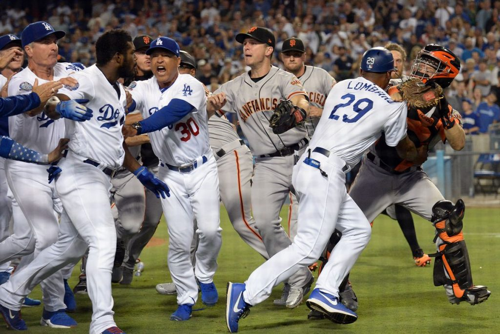 MLB FREE Pick | Giants @ Dodgers