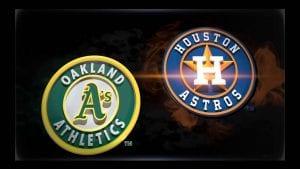MLB Free Pick   Astros at Athletics – June 1