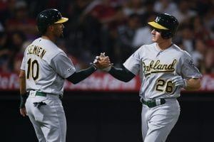 MLB Free Pick | Athletics at Angels