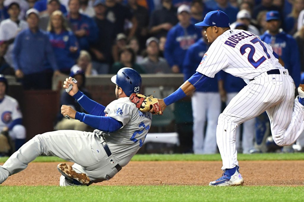 MLB Free Pick   Cubs at Dodgers