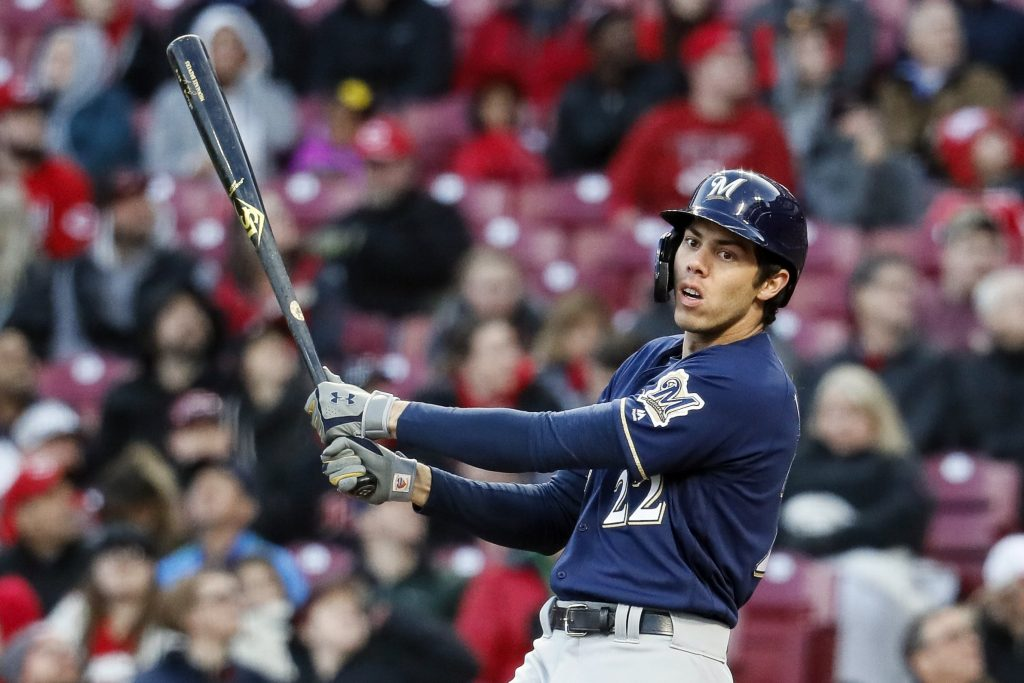 MLB Free Pick   Reds at Brewers Game 3
