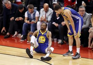 What does Durant's achilles injury mean to the Warriors