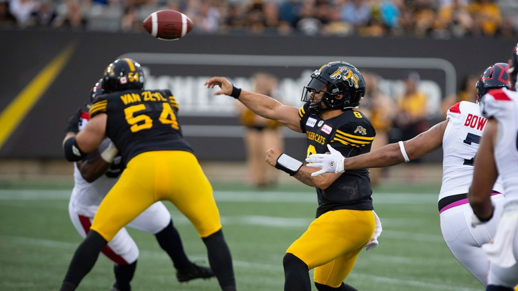 CFL Free Pick | Tiger-Cats @ Alouettes