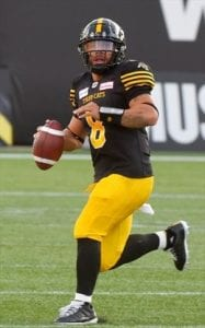 Jeremiah Masoli leads a solid aerial attack