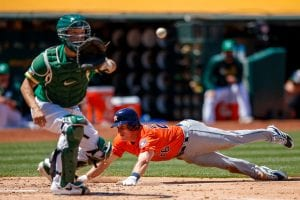 MLB FREE PICK | Athletics @ Astros