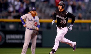 MLB FREE PICK | Dodgers @ Rockies