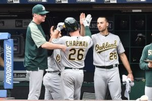 MLB Free Pick | Athletics at Mariners