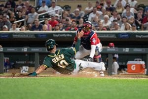 MLB Free Pick | Athletics at Twins