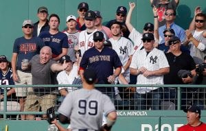 MLB Free Pick | Yankees at Red Sox | July 27
