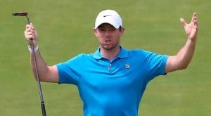 Rory has a great chance to hoist the Claret Jug