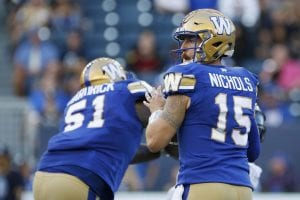 The Blue Bombers may be the most complete team on both sides of the ball