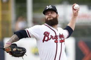 Keuchel takes the mound for the 3rd time as a Brave