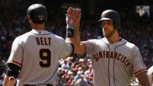 MLB Free Pick | Giants at Diamondbacks | Aug. 18, 2019