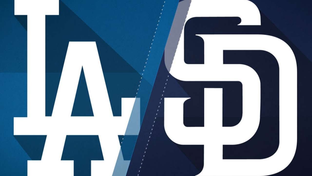 MLB Free Pick   Padres at Dodgers
