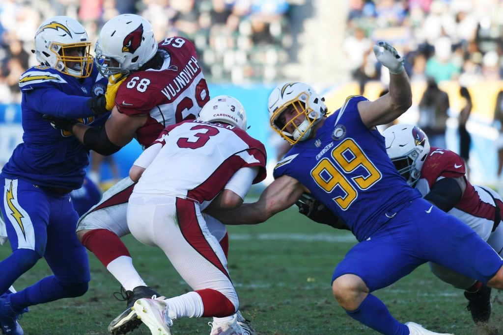 NFL Free Pick | Chargers @ Cardinals