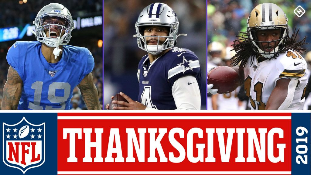 Give Thanks For a Full Board of Online Betting Action This Week