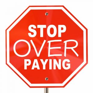 Stop Overpaying Fees