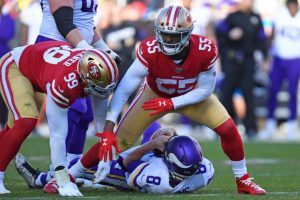 49ers defense owned the Vikings and Cousins