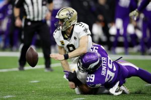 Saints lose to the Vikings once again