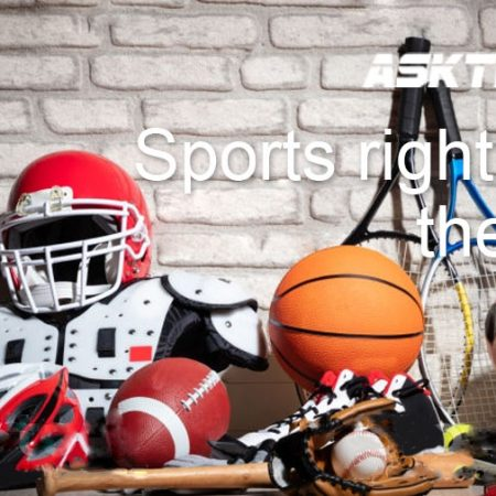 Sports right around the corner