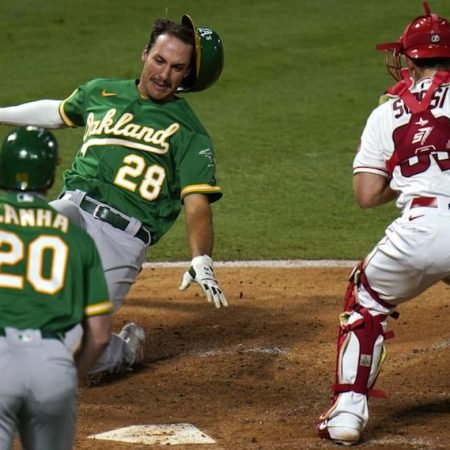 MLB Free Pick | Athletics at Angels | Aug. 11, 2020