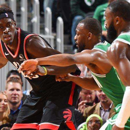 NBA Free Pick   Celtics vs. Raptors   Aug. 7, 2020