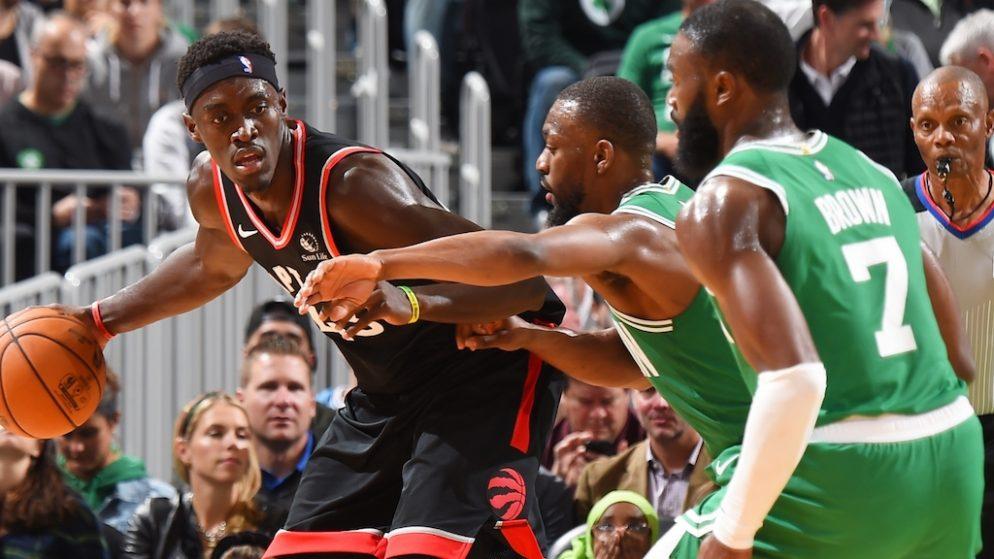 NBA Free Pick | Celtics vs. Raptors | Aug. 7, 2020