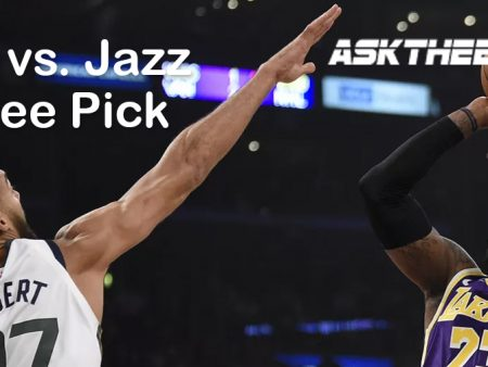 NBA Free Pick | Lakers vs. Jazz | Aug. 3rd, 2020