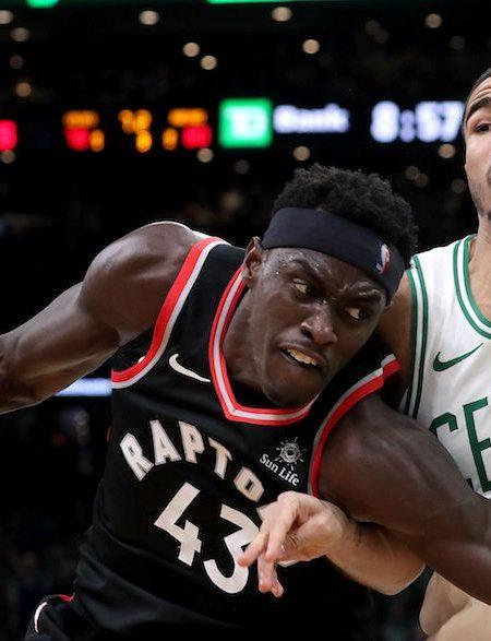 NBA Free Pick   Raptors vs. Bucks   Aug. 10, 2020