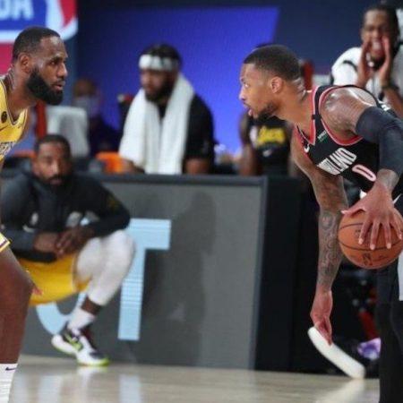 Trail Blazers Lakers Free Pick   Aug. 20, 2020