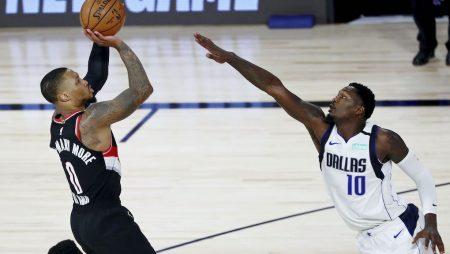 NBA Free Pick | Trail Blazers vs. Nets | Aug. 13, 2020