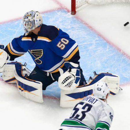 NHL Free Pick | Blues vs. Canucks | Aug. 16, 2020