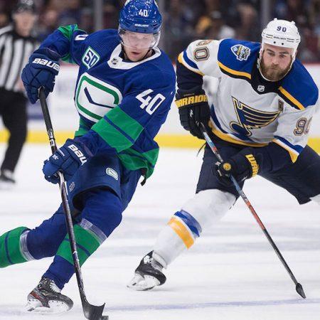 NHL Free Pick | Canucks vs. Blues | Aug. 12, 2020