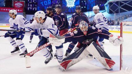 NHL Free Pick | Blue Jackets vs. Maple Leafs | Aug. 9, 2020