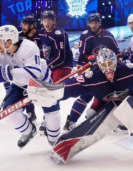 NHL Free Pick   Blue Jackets vs. Maple Leafs   Aug. 9, 2020
