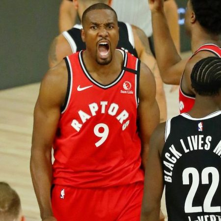 Raptors Nets Free Pick | Aug. 23, 2020