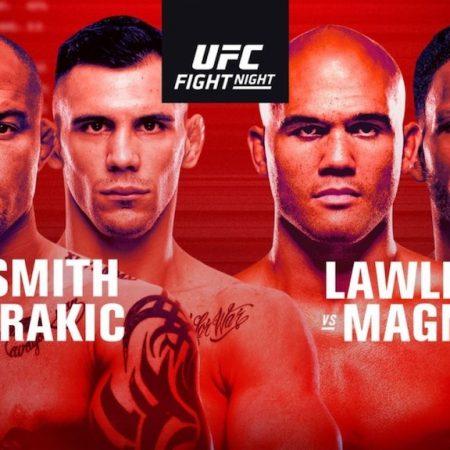 UFC on ESPN+ 33 Pick | Rakic vs. Smith