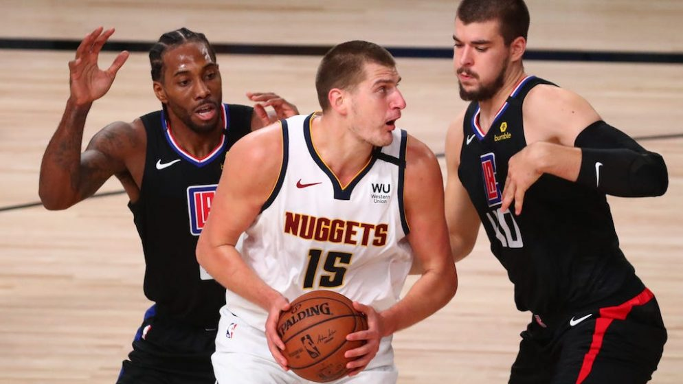 Clippers Nuggets Free Pick | Sept. 9, 2020