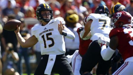 NCAAF Betting | South Alabama Southern Miss Pick