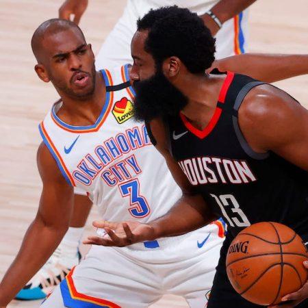 Thunder Rockets Pick | Sept. 2, 2020