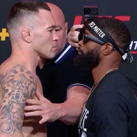 UFC on ESPN+ 36 Pick | Covington vs. Woodley
